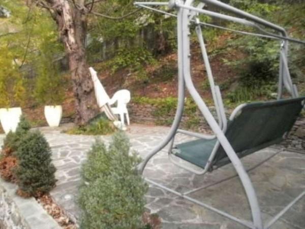 Villa in vendita a Avegno, Salto, Con giardino, 205 mq - Foto 15