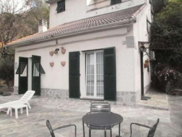 Villa in vendita a Avegno, Salto, Con giardino, 205 mq - Foto 16
