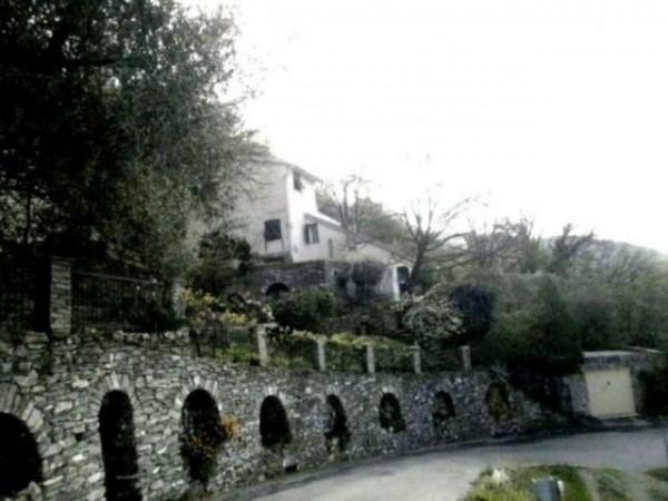 Villa in vendita a Avegno, Salto, Con giardino, 205 mq - Foto 1
