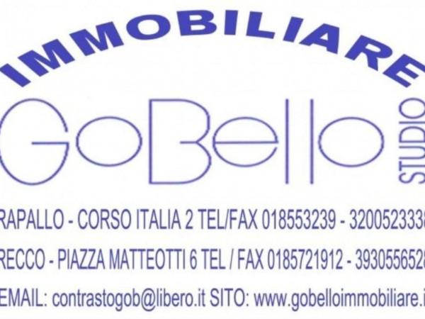 Appartamento in vendita a Camogli, Porto Turistico, 140 mq - Foto 5