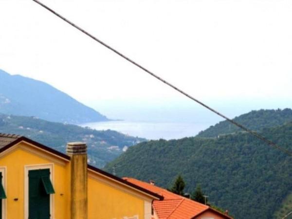 Appartamento in vendita a Avegno, Testana, 50 mq