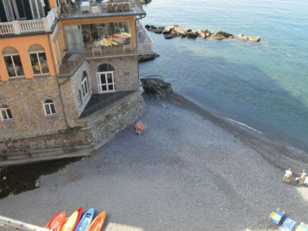 Appartamento in vendita a Camogli, Passeggiata Mare, 100 mq
