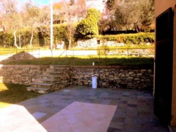 Villa in vendita a Avegno, Testana, Con giardino, 190 mq - Foto 9