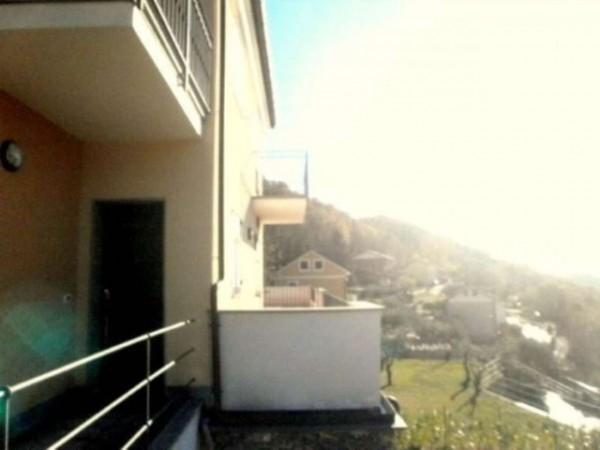 Villa in vendita a Avegno, Testana, Con giardino, 190 mq - Foto 5