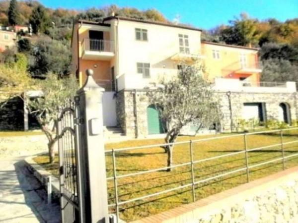 Villa in vendita a Avegno, Testana, Con giardino, 190 mq - Foto 13