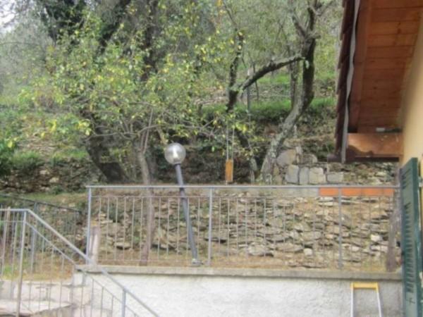 Appartamento in vendita a Avegno, Testana, Con giardino, 80 mq - Foto 12