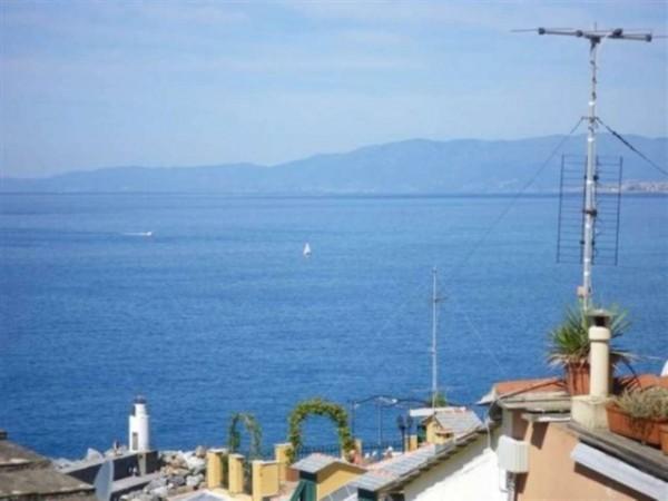 Appartamento in vendita a Camogli, Porticciolo, Arredato, 75 mq - Foto 1