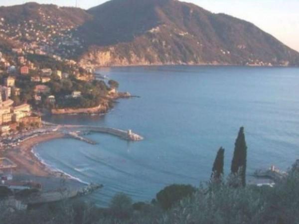Appartamento in vendita a Camogli, Centralissimo-mare, Con giardino, 140 mq - Foto 6