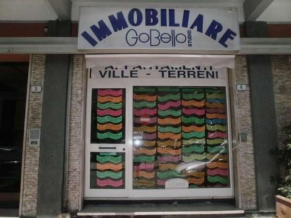 Appartamento in vendita a Bogliasco, Centrale-mare, Con giardino, 40 mq - Foto 5