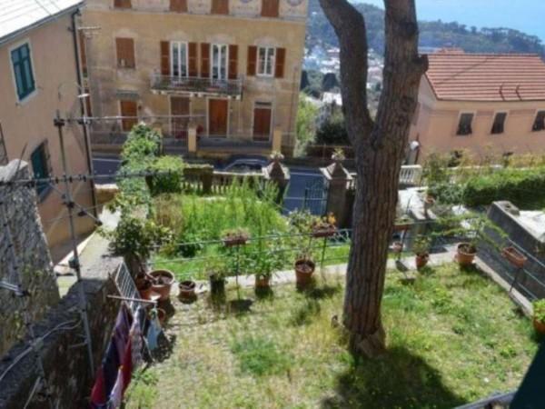 Appartamento in vendita a Camogli, Ruta, Con giardino, 130 mq - Foto 3