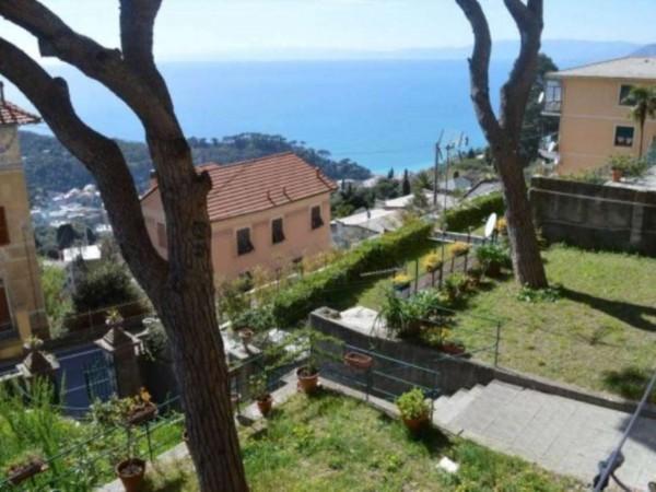 Appartamento in vendita a Camogli, Ruta, Con giardino, 130 mq - Foto 13