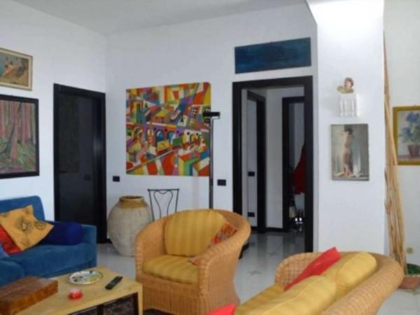 Appartamento in vendita a Camogli, Ruta, Con giardino, 130 mq - Foto 11