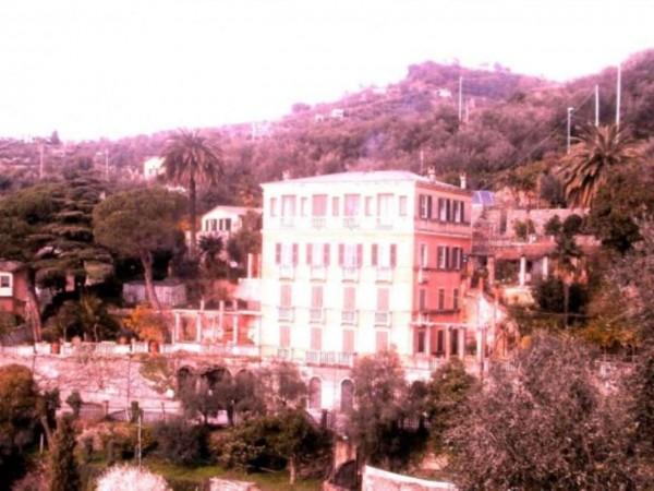 Villa in vendita a Camogli, Con giardino, 550 mq - Foto 1