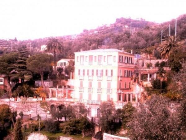 Appartamento in vendita a Camogli, Ruta, Con giardino, 110 mq - Foto 1