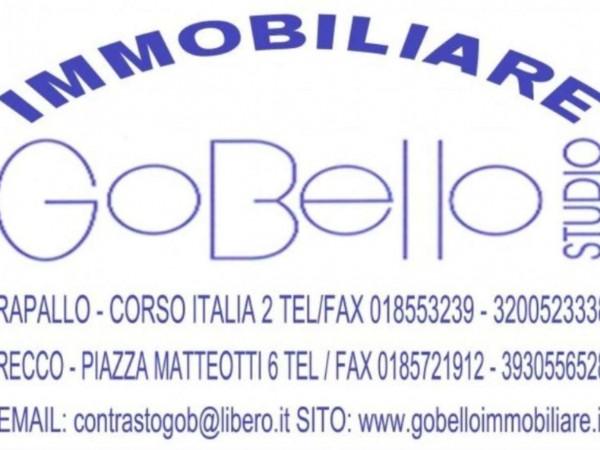 Appartamento in vendita a Camogli, Ruta, Con giardino, 110 mq - Foto 2