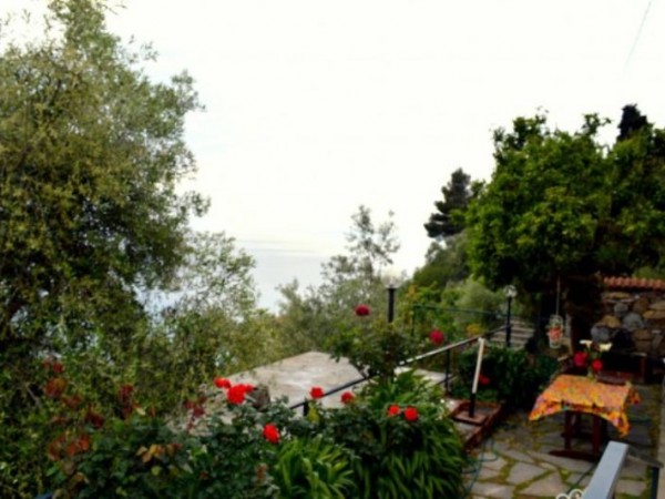 Casa indipendente in affitto a Camogli, Ruta, Arredato, con giardino, 60 mq - Foto 18