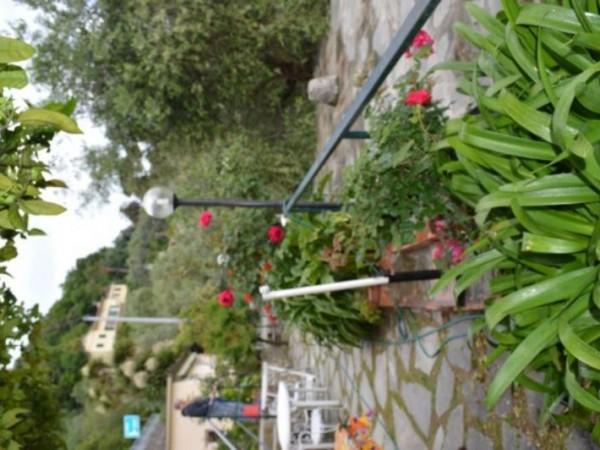 Casa indipendente in affitto a Camogli, Ruta, Arredato, con giardino, 60 mq - Foto 20