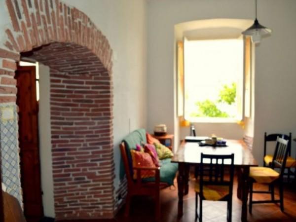 Casa indipendente in affitto a Camogli, Ruta, Arredato, con giardino, 60 mq - Foto 14