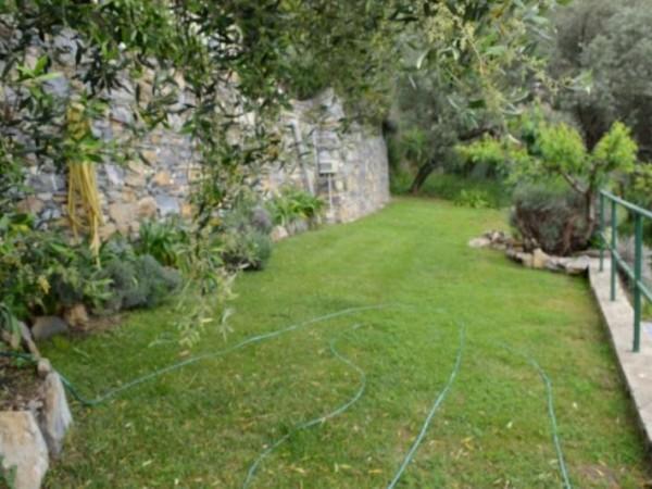 Casa indipendente in affitto a Camogli, Ruta, Arredato, con giardino, 60 mq - Foto 17