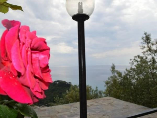 Casa indipendente in affitto a Camogli, Ruta, Arredato, con giardino, 60 mq - Foto 16