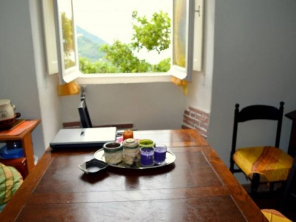 Casa indipendente in affitto a Camogli, Ruta, Arredato, con giardino, 60 mq - Foto 13