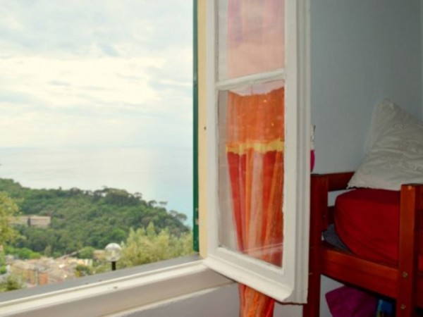 Casa indipendente in affitto a Camogli, Ruta, Arredato, con giardino, 60 mq - Foto 10