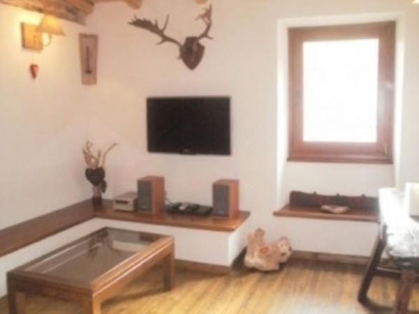 Appartamento in vendita a Lumarzo, Pannesi, Con giardino, 75 mq - Foto 4