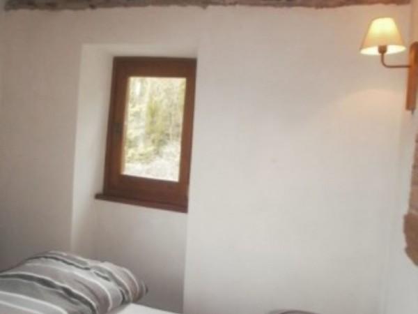Appartamento in vendita a Lumarzo, Pannesi, Con giardino, 75 mq - Foto 2