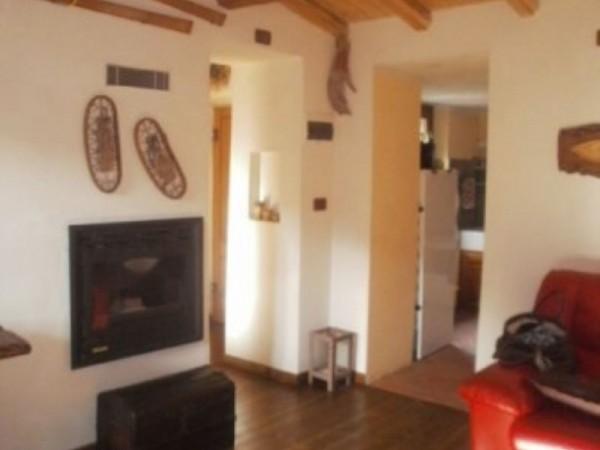 Appartamento in vendita a Lumarzo, Pannesi, Con giardino, 75 mq - Foto 5