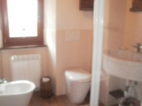 Appartamento in vendita a Lumarzo, Pannesi, Con giardino, 75 mq - Foto 3