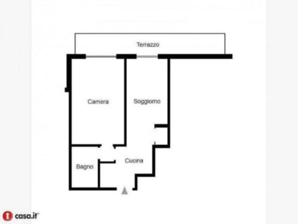 Appartamento in vendita a Rapallo, San Martino Di Noceto, 50 mq - Foto 2