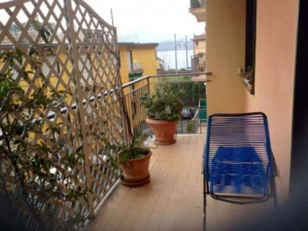 Appartamento in vendita a Rapallo, Parco Casale, Arredato, 85 mq