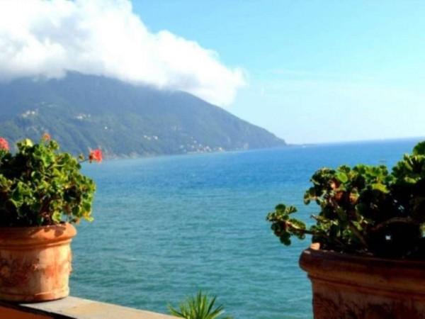 Villa in vendita a Recco, Sul Mare, Con giardino, 300 mq - Foto 11