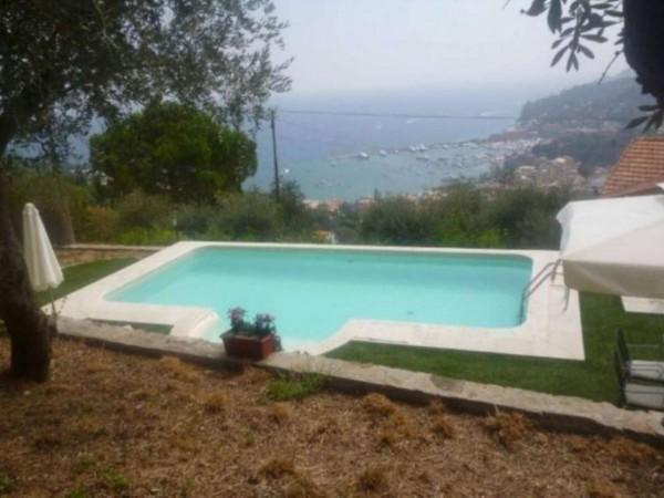 Appartamento in vendita a Santa Margherita Ligure, San Lorenzo Della Costa, Con giardino, 125 mq