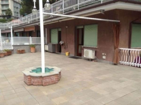 Appartamento in vendita a Rapallo, Parco Casale, Con giardino, 70 mq - Foto 13