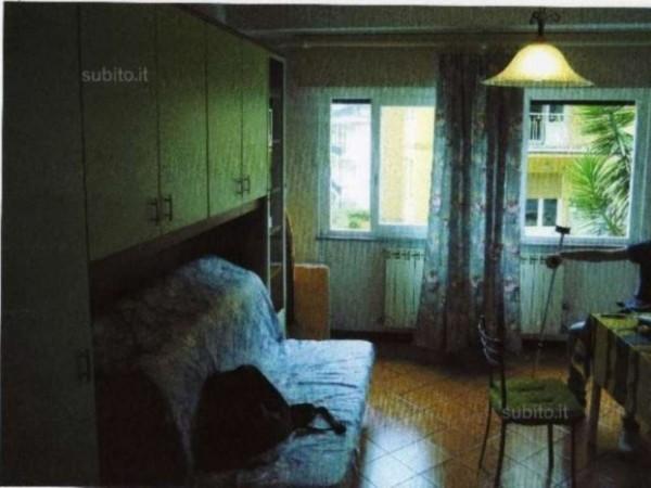 Appartamento in vendita a Rapallo, Funivia, Arredato, 30 mq