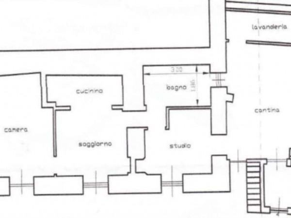 Appartamento in vendita a Sori, Con giardino, 85 mq - Foto 2