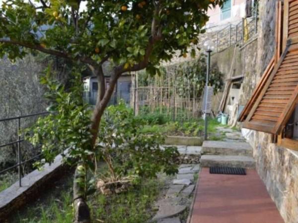 Appartamento in vendita a Sori, Con giardino, 85 mq
