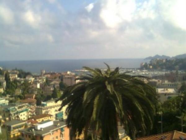 Appartamento in vendita a Rapallo, Con giardino, 145 mq - Foto 1