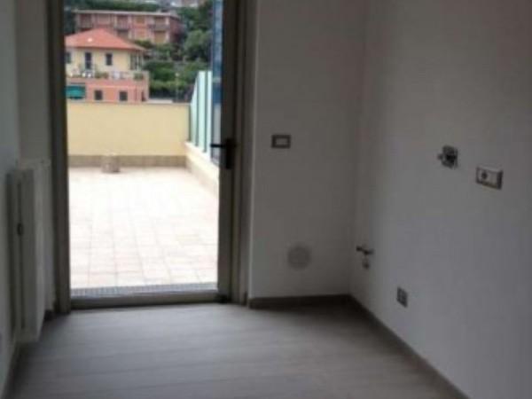 Appartamento in vendita a Recco, Centrale - Mare, 110 mq