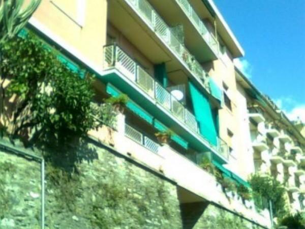 Appartamento in vendita a Rapallo, Centrale - Mare, Arredato, 70 mq