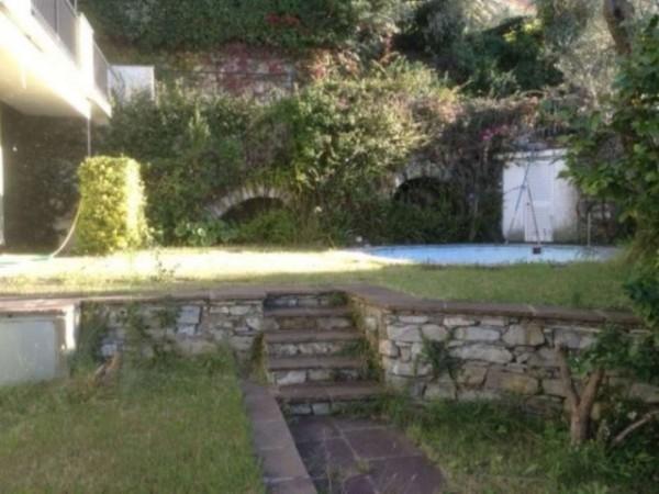 Villa in vendita a Zoagli, Con giardino, 350 mq - Foto 8