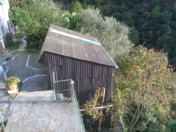 Appartamento in vendita a Rapallo, Montepegli, Con giardino, 70 mq - Foto 11
