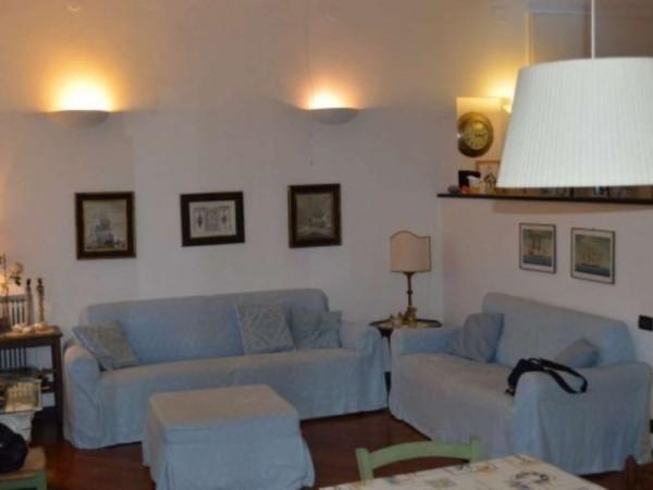 Appartamento in vendita a Recco, Montefiorito, Arredato, con giardino, 90 mq - Foto 11