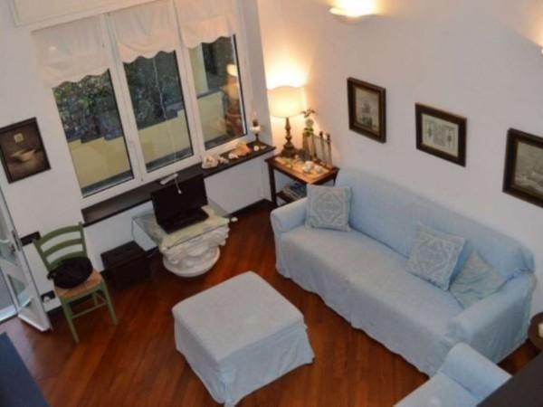 Appartamento in vendita a Recco, Montefiorito, Arredato, con giardino, 90 mq - Foto 10