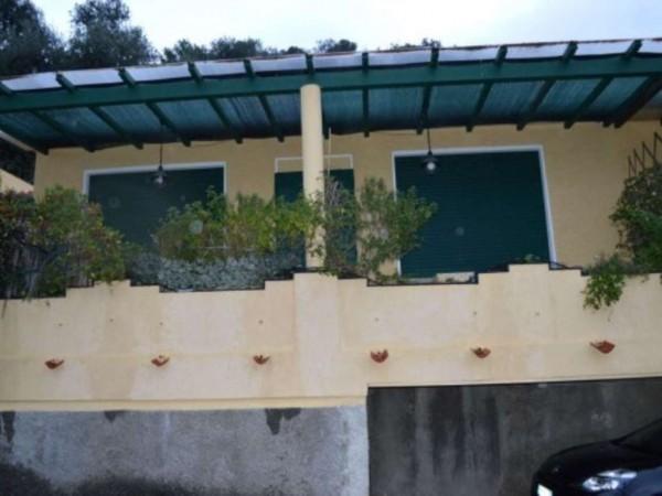 Appartamento in vendita a Recco, Montefiorito, Arredato, con giardino, 90 mq - Foto 6
