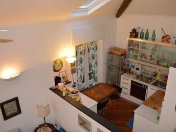 Appartamento in vendita a Recco, Montefiorito, Arredato, con giardino, 90 mq - Foto 5