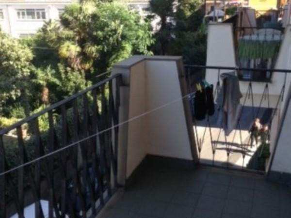 Appartamento in vendita a Rapallo, Centrale, Arredato, 65 mq