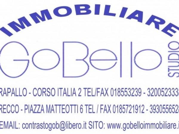 Appartamento in vendita a Rapallo, Arredato, con giardino, 30 mq - Foto 5