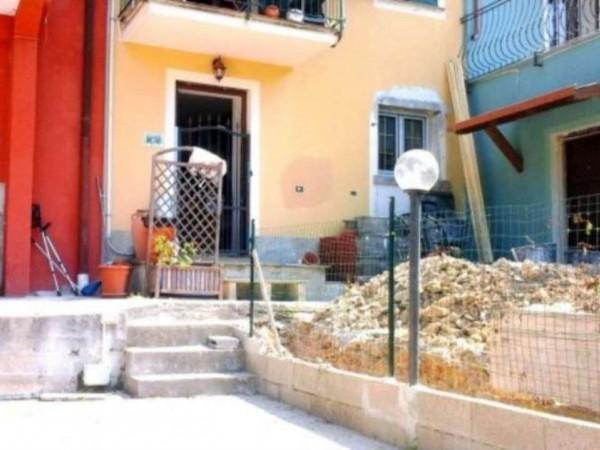 Villetta a schiera in vendita a Avegno, Salto, Con giardino, 75 mq - Foto 6